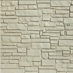 EcoStone Fence Systems Beige
