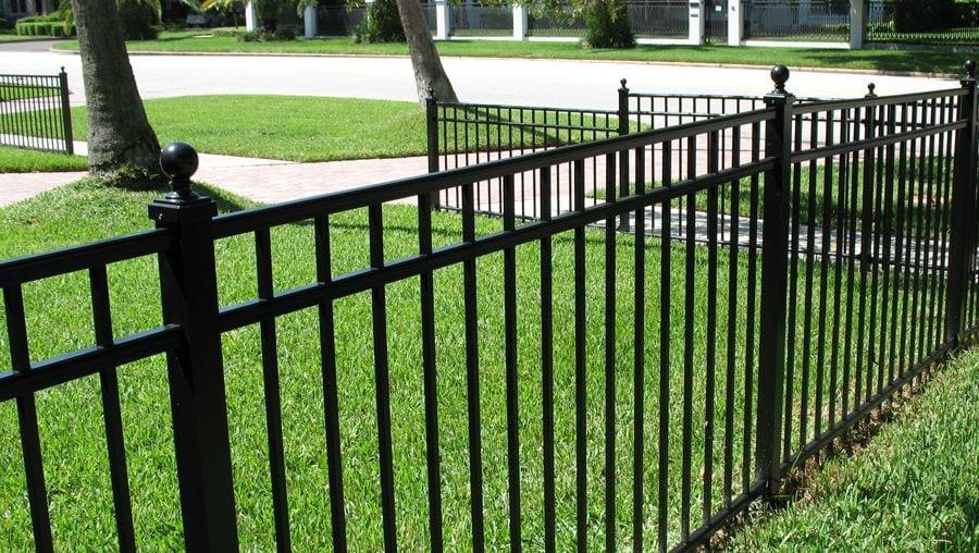 Aluminum Fencing Sacramento